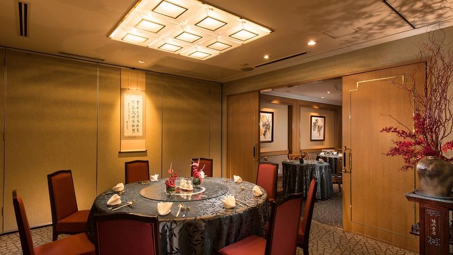 【中国料理・舜天】広東・四川の味覚を中心に、大胆さと緻密さを愉しむ絶品の中国料理。