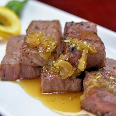 【赤ちゃんとグルメ】A5ステーキ+お刺身付き!プチ贅沢プラン「食べ比べ!すやすや」【お子様歓迎】