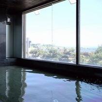 展望風呂「光の湯」