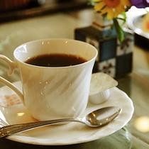 モーニングコーヒー無料です