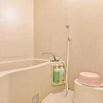 *【コテージ】浴室