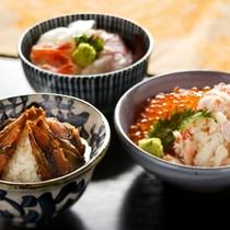 ■選べる海鮮丼■