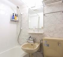シングル浴室