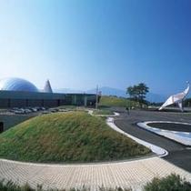恐竜博物館外観