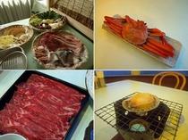 シニアプラン:お料理アップグレード♪。.:*・゜