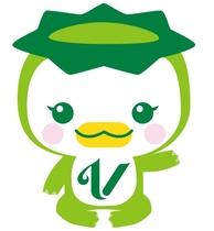 かわいいマスコットキャラクター 「ばりゅーちゃん」