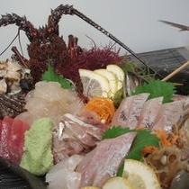【オプション】伊勢海老の甘みとプリプリ感を楽しみたいなら、やっぱりお刺身が1番!!