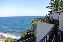 【スーペリア】天気のいい日には房総半島まで見えたりします♪