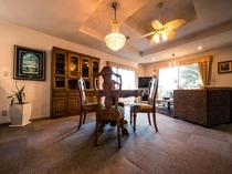 【スイート】館内1部屋だけのプレミアムスイートルーム♪最近は予約の取りにくい人気のお部屋です。
