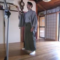 武田宗典先生