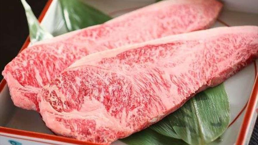 上質な香りと味の信州牛「牛しゃぶ」