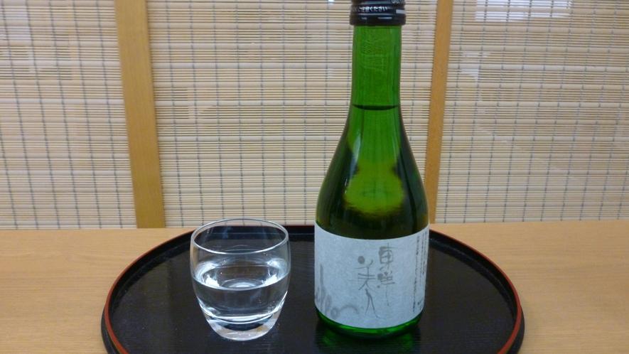 【ドリンク一例】料理長おすすめの銘酒」東洋美人」