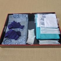 浴衣、タオル、歯ブラシなどアメニティは揃っておりますので、最小限の荷物でOK!