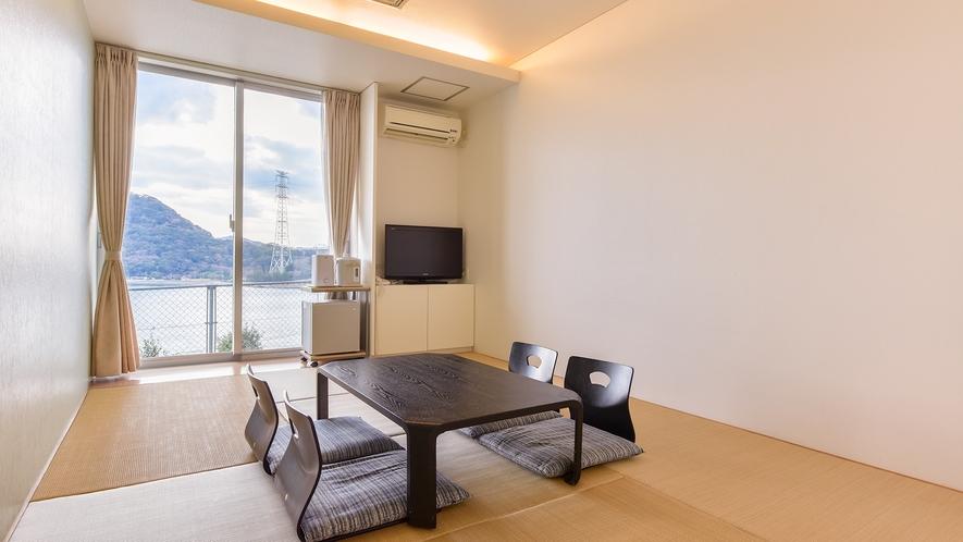 *【客室一例:和室7.5畳】ご夫婦・カップル旅行やビジネス利用におすすめ!