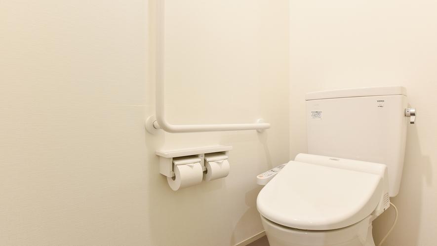 *【客室一例:和室7.5畳】全客室ウォシュレット付トイレ完備。