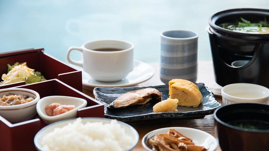 *【朝食一例】カラダにやさしい和定食をご用意致します。