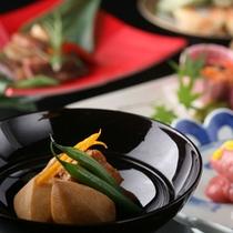 【えび芋会席】秋〜冬限定★一度は食べて頂きたい一品です!