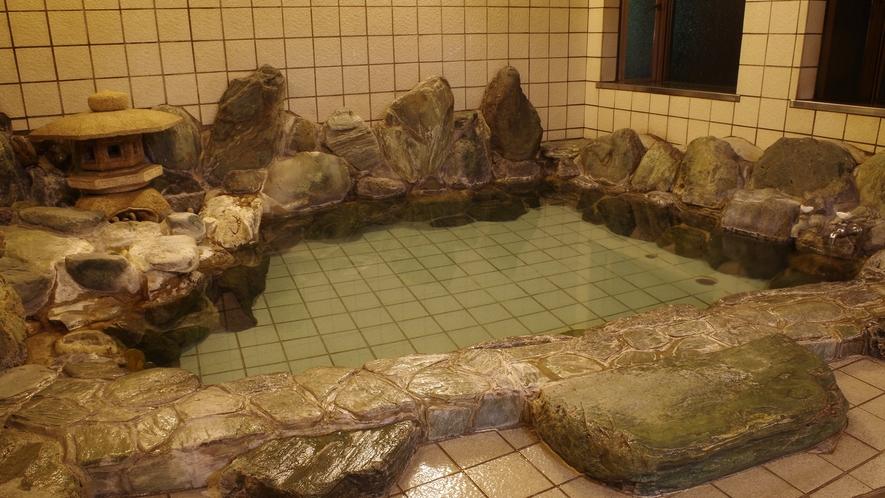 *【岩風呂】ゆっくり足を延ばして疲れを癒してください。。