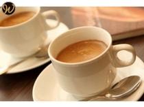 【朝食】 朝の一杯はやっぱりコーヒー