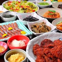 ◆福井名物ハーフビュッフェ朝食◆