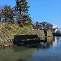 ■福井城址■