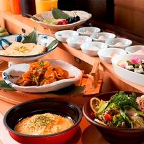 ◆朝食ハーフビュッフェ◆