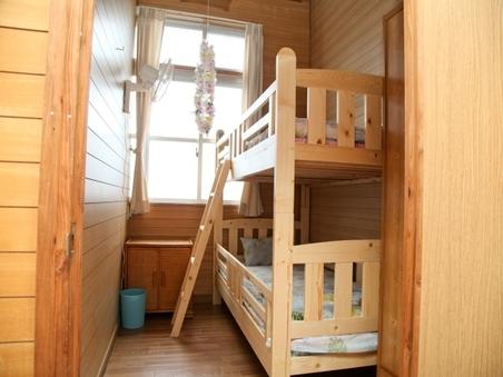 ツインドミトリー1室(2段ベッド)