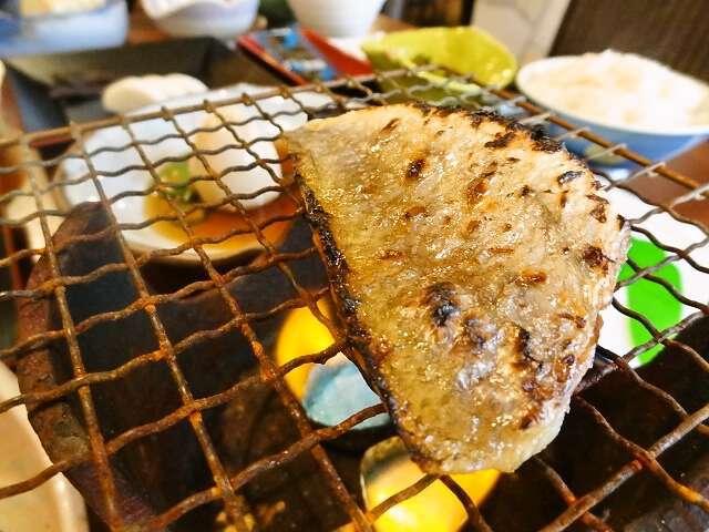焼き魚<朝食>