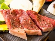 県産牛ステーキ