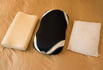 レンタル枕 (エアー3Dピロー・低反発等)
