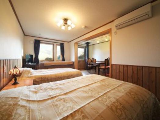 伊豆高原と温泉を満喫 連泊プラン ☆バラ風呂付き 気儘に過ごす2泊3日♪☆