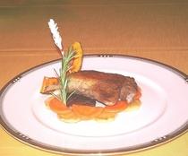 お肉料理 鴨の例1