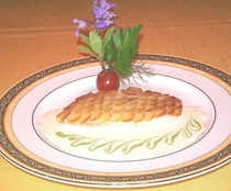 お魚料理の例 メジナ