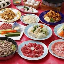 *【選べる鍋プラン】3種類からお好きなものをお選びいただけます。