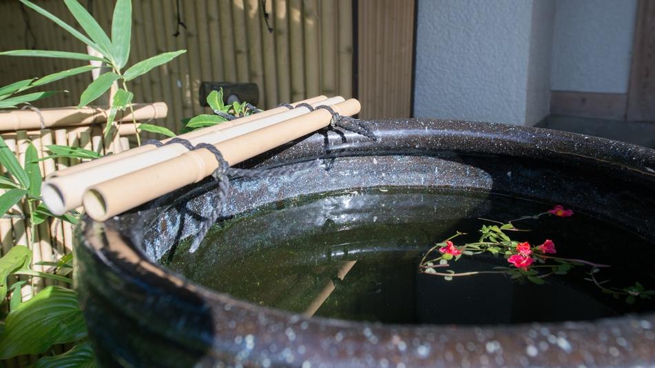 *心尽くしのおもてなしが嬉しい癒しの宿。やさしい味わいが人気の京風茶会席料理は絶品。