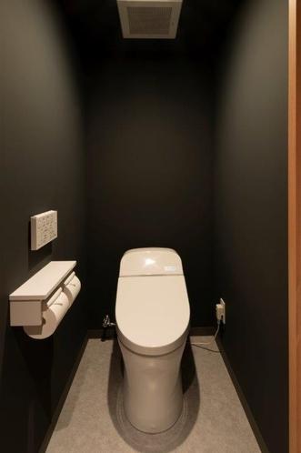 全客室・独立のトイレ