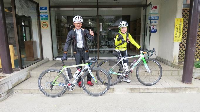 ロードバイク自転車競技【ロードバイクコースチャレンジプラン】【素泊まり】