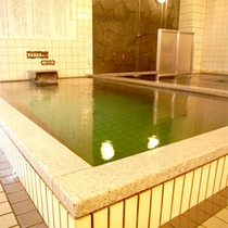 【温泉】高温風呂