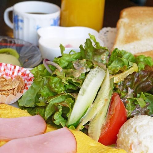 【レストラン】洋朝食