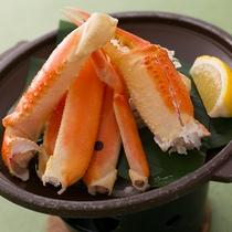【焼きがに】香ばしく蟹の旨みをそのまま味わえる!噛めば噛むほどに旨みが口いっぱいに