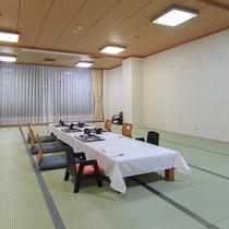 【日本海】宴会場
