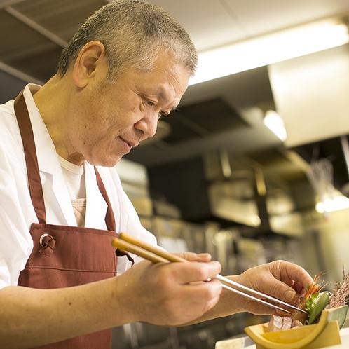 【日本海】料理長