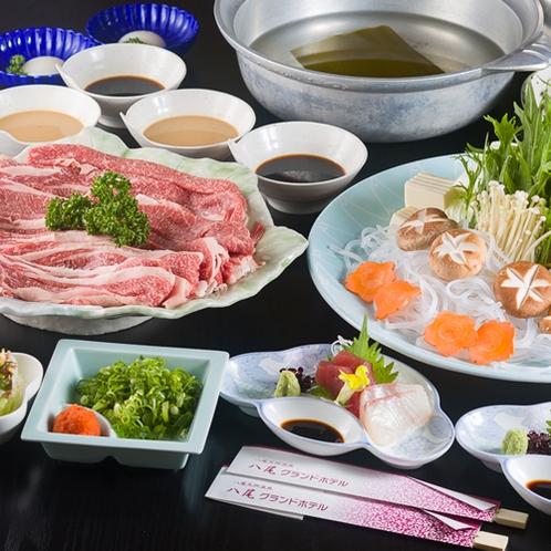 【日本海】しゃぶしゃぶ 鍋