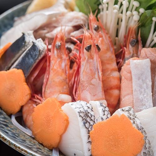 【日本海】寄せ鍋