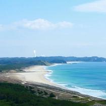 【美しい景色】ロケット!発射!!