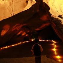 【美しい景色】星の洞窟