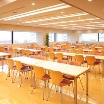 朝食会場4Fアカデミア食堂