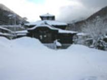 (冬)山田温泉大湯