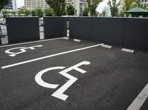 障がい者用自動車専用駐車場
