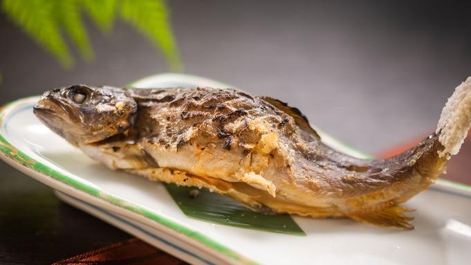 【月替わり会席と季節のお鍋】岩魚と季節お鍋、旬の食材を楽しむ和会席